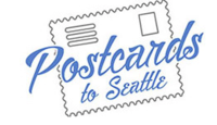 Postcards to Seattle logo