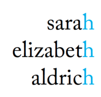 Aldrich Consulting logo