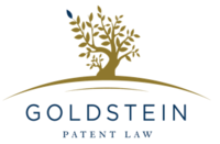 Goldstein Patent Law logo