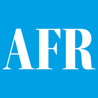 The Australian Financial Review  logo