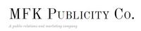 MFK Publicity Co.  logo