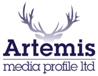 Artemis Media Profile logo