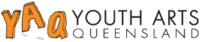 Youth Arts Queensland logo