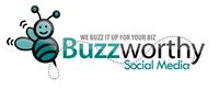 Buzzworthy Social Media  logo