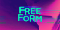 Freeform (The New Name for ABC Family  logo