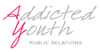 Addicted Youth Public Relations logo