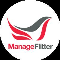 ManageFlitter logo