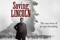 Saving Lincoln (movie) logo