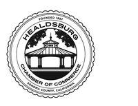 Healdsburg Chamber of Commerce & Visitors Bureau logo