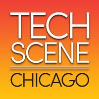 Tech Scene Chicago- Radio Broadcast logo