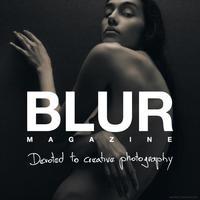 BLUR Magazine logo