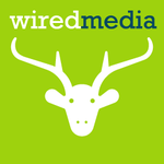 Wired Media logo