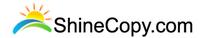 ShineCopy.com logo