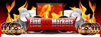 FindHotMarkets.com logo