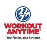 Workout Anytime - Atlanta, GA logo