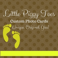 Little Piggy Toes on Esty logo