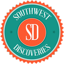 Southwest Discoveries logo