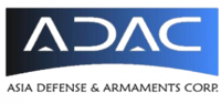 Asia Defense and Armaments Corp. (ADAC) logo