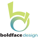 Boldface Design Group, Inc. logo