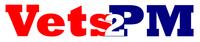 Vets2PM logo
