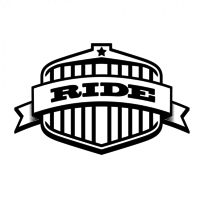 We are ride logo