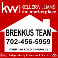 Keller Williams Realty - The Brenkus Team logo