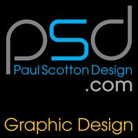 Paul Scotton Design logo