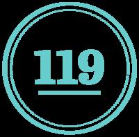Foundry 119 logo