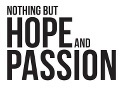 Nothing But Hope and Passion logo