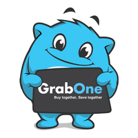 GrabOne  logo