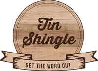 Tin Shingle logo