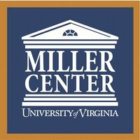 Miller Center for Public Affairs at the University of Virginia logo