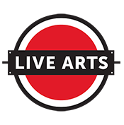 Live Arts Theatre logo
