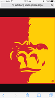 Pittsburg State University Student Recreation Center  logo