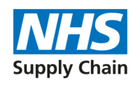 NHS DHL Supply Chain logo