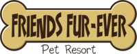 Friends Fur-Ever Pet Resort logo