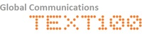 Text100 Integrated Communications logo