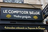 Le Comptoir Belge logo