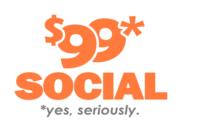 99 Social logo