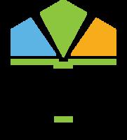 Hamilton East Public Library logo