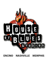 House of Blues Studios logo