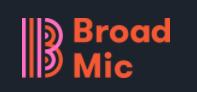 Broadmic logo