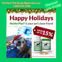 NuVet Plus / Independent  Distribution and Social Media Marketing  logo