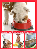 The Dog Food Consultant  logo