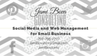 Jami Bova Online Consulting and Management logo