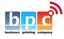 Business Printing Co. logo