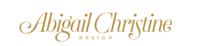 Abigail Christine Design logo