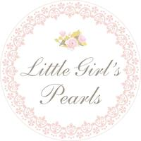 Little Girl's Pearls logo