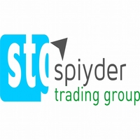 Spiyder Trading Group (STG) logo