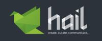 Hail logo